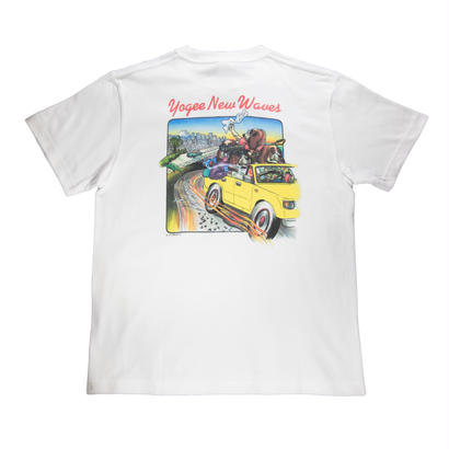 DOG ESCAPE TEE