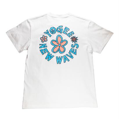 FLOWER TEE(WHITE)