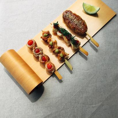 YOnoBI 木製プレート【999】L