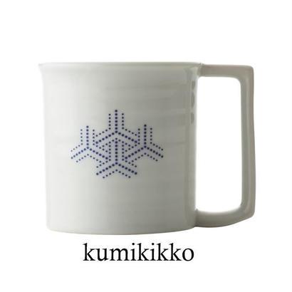 YOnoBI 磁器マグカップ h-komon mug
