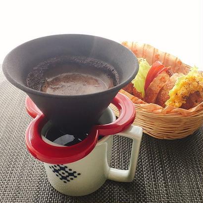 224 porcelain 磁器コーヒードリッパー【CAFFE HAT】