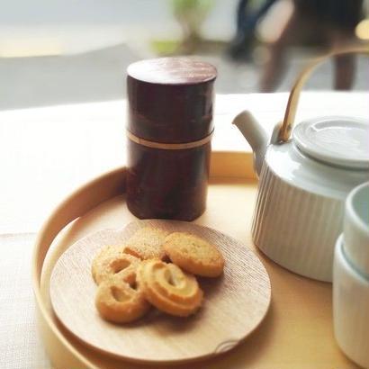Tomioka 樺細工茶筒【BAND】