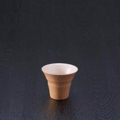 YOnoBI 木製酒杯【MOSSA】木目