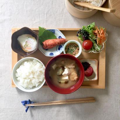 TIME & STYLE 木製トレイ【WOOD LINE】