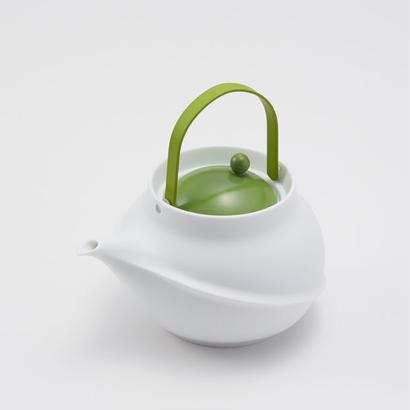 YOnoBI 磁器ティーポット TANE005