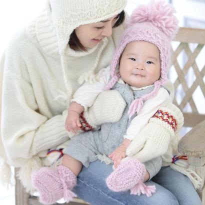 Baby Socks Märta ( Baby サイズ)