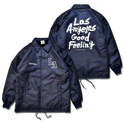 L.A Good Feeling Boa Coach JKT【Navy】