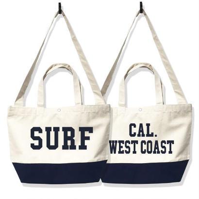 SURF CAL.WESTCOAST TOTE BAG