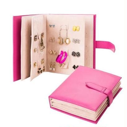 ジュエリーポックス♡ブック型  3色