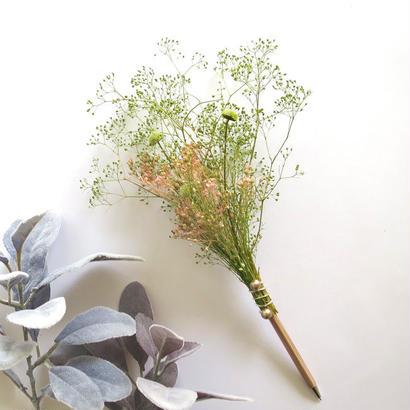 花ペン(グリーン)
