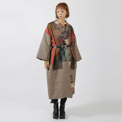 先行予約【SARA  YOSHIDA×CNLZ】HAPPI by SARA 吉田沙良デザインハッピ 型ガウン