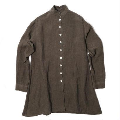 先行予約【CNLZ】Linen Shirt / シーエヌエルゼット リネンシャツ