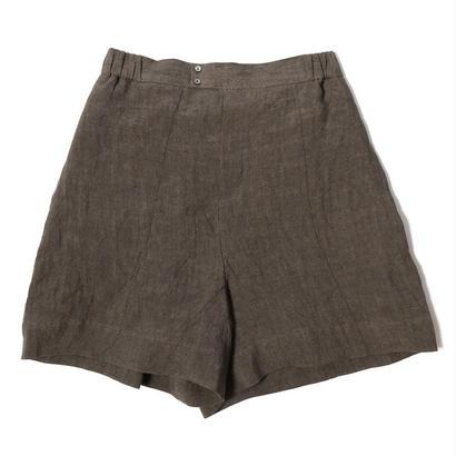 先行予約【CNLZ】Linen Short Pants / シーエヌエルゼット リネンショートパンツ