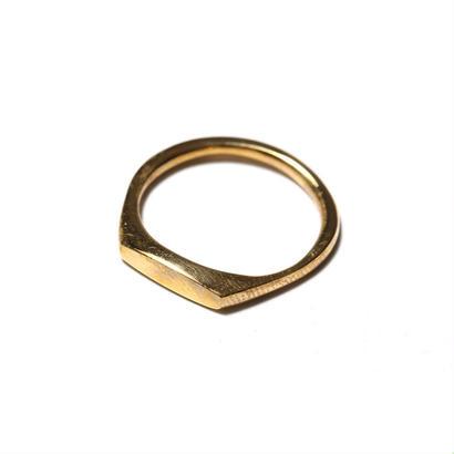 【ERIN CONSIDINE】SLIVER RING[BRASS]/エリンコンシ スライバー  リング 指輪
