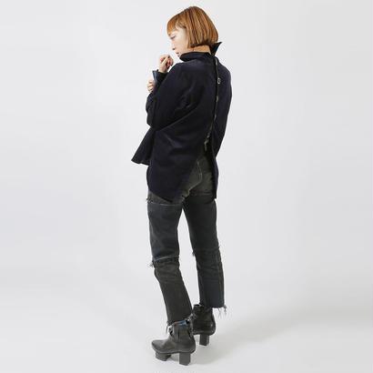 先行予約【SARA YOSHIDA×CNLZ】Buckle Shirt 吉田沙良デザイン バックルシャツ