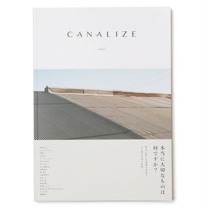 【CANALIZE】CANALIZE BOOK vol.0/キャナライズ キャナライズブック