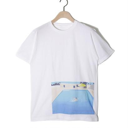 先行予約【Mai Kurosaka×CNLZ】黒坂麻衣 コラボ  Pool Tシャツ トートバッグ付き