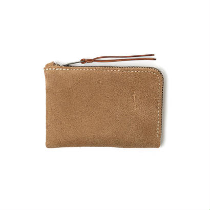【MAKR】 Zip Slim Wallet /メイカー ジップウォレット