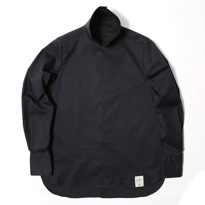 【CNLZ】Hyneck Shirt / シーエヌエルゼット ハイネックシャツ