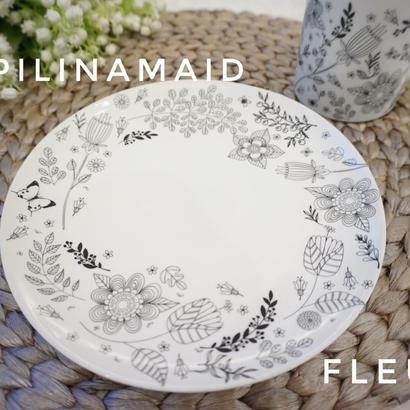 【kapilinamaid 転写紙】fleur