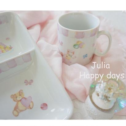 【Julia転写紙】Happy days
