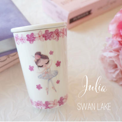 【Julia転写紙】Swan Lake