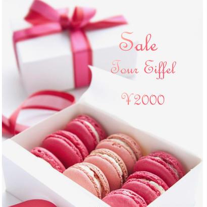 【Sale】Tour  Eiffel 3色セット