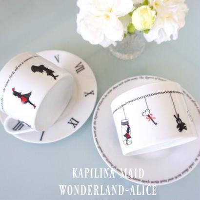 【kapilina maid転写紙】WONDERLAND-ALICE-