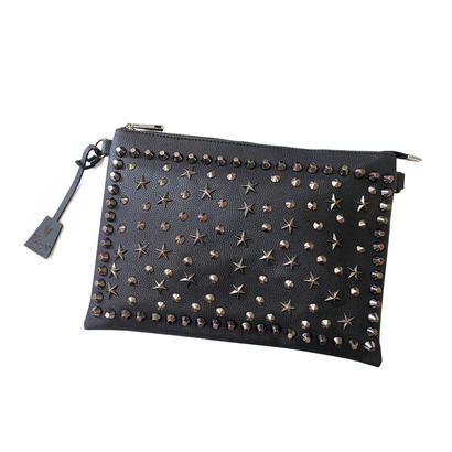 Clutch bag with studded(16Z1-3012)