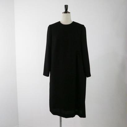 nooy フォーマル サイドギャザードレス