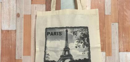 フランス★パリ★エッフェル塔★エコバッグ