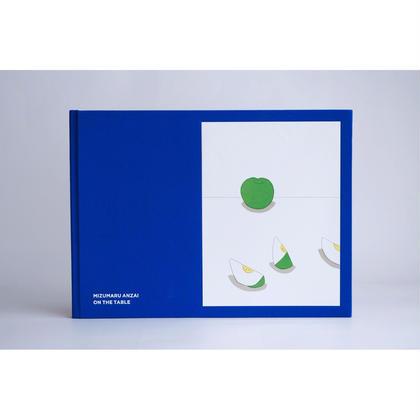安西水丸『ON THE TABLE』 *活版印刷による安西水丸オリジナルポストカード付き