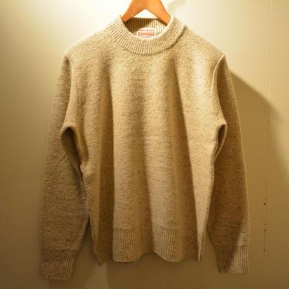 boncoura モックネックセーター