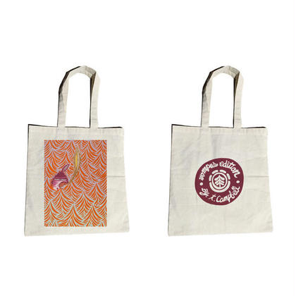 ELEMENT x THOMAS CAMPBELL WOMPUS TOTE BAG
