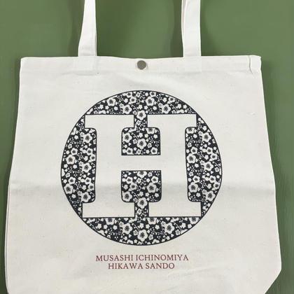 Hikawa  Sando トートバック(M)