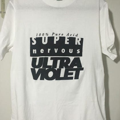 acid Tシャツ