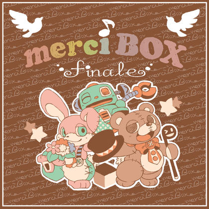 merciBOX finale