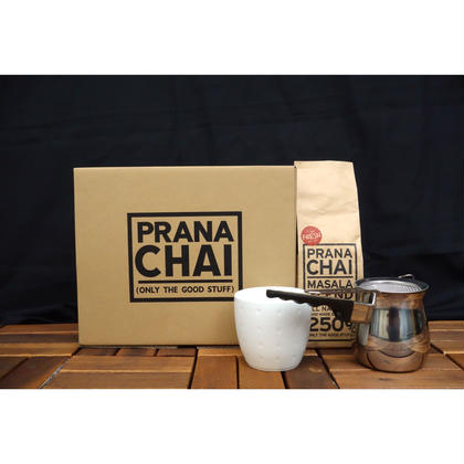 """限定モデル""""ARITA by Iwanaga """"Prana Chai Starter Box"""
