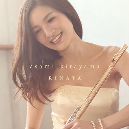 CD -RINATA- Flute  Asami KItayama