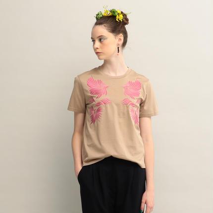 【予約販売】バードエンブロTシャツ