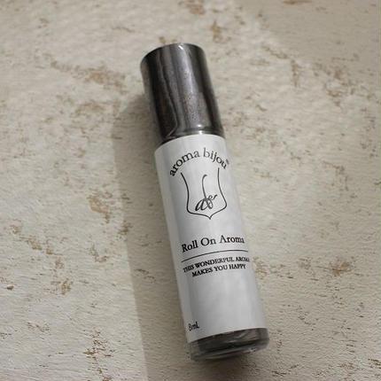 ロールオンアロマ(ラベンダー&オレンジの香り)