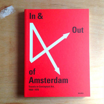 In & Out of Amsterdam: Travels in Conceptual Art, 1960–1976