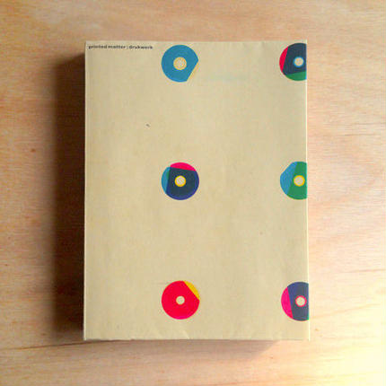 Printed matter / Drukwerk Karel Martens with Jaap van Triest and Robin Kinross 3rd Edition