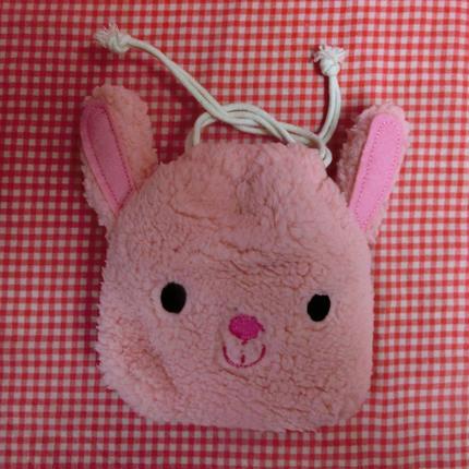 焼き菓子2袋入りウサギちゃん巾着袋