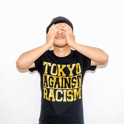 TOKYO AGAINST RACISM 2017 DJ KEN-BO Signature model (black)