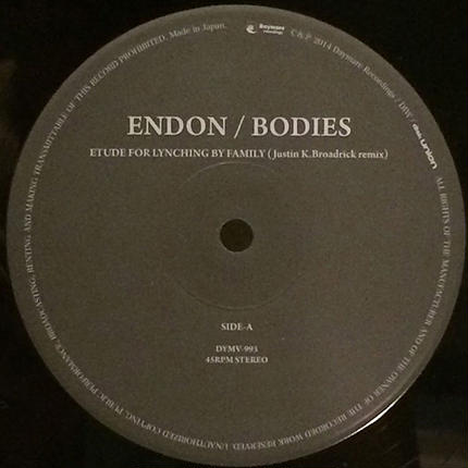 ENDON『BODIES』