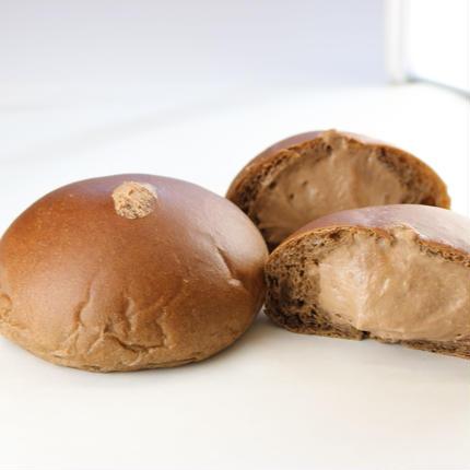 奥久慈卵のとろーりチョコクリームパン 10個入り    送料込み(一部地域除く)