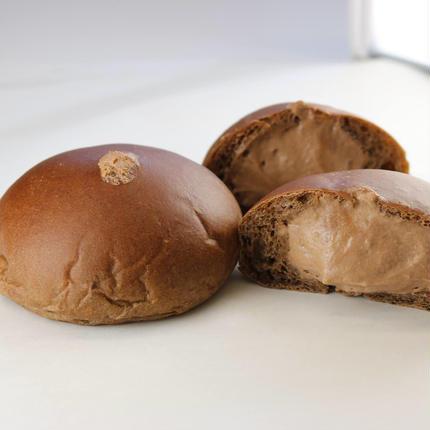 奥久慈卵のとろーりクリームパン5個・とろーりチョコクリームパン5個 合計10個入り   送料込み(一部地域除く)