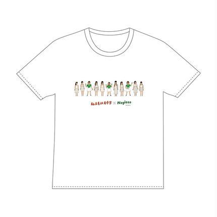 お正月だよ!エビ×ネギTシャツ