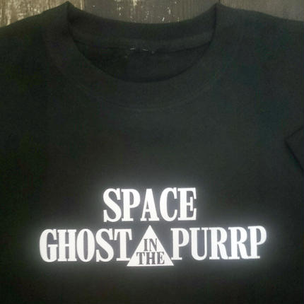 SPACE GHOST IN THE PURRP 【Tシャツ】